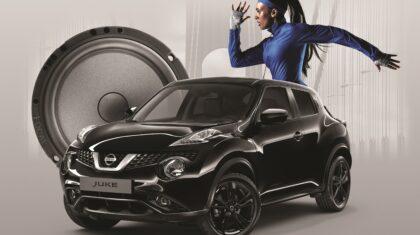 Gratka dla miłośników muzyki: Nissan Juke w limitowanej edycji Dark Sound