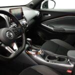 Nissan Juke - KAD - szary metalizowany -       Nissan Juke szary wnętrze Nissan Odyssey -        Nissan Odyssey