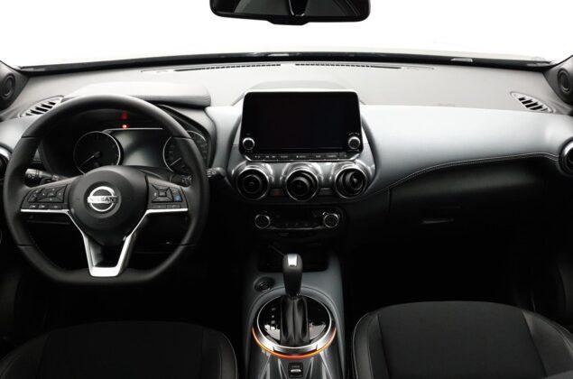 Nissan Juke - CAN - brązowy metalizowany - Nissan Odyssey