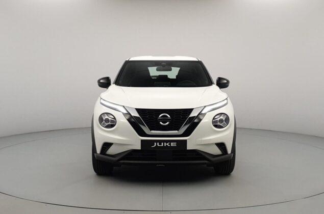 Nissan Juke - 326 - biały - Nissan Odyssey