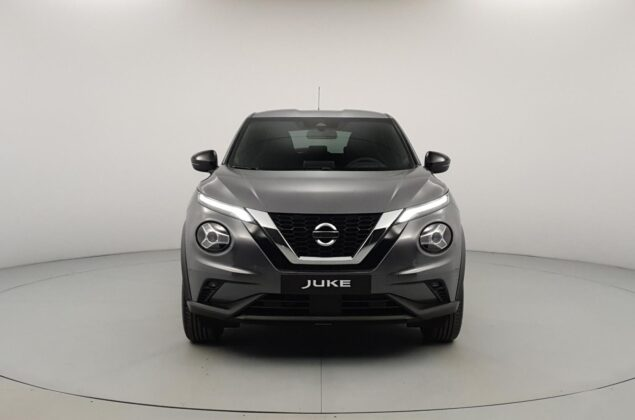 Nissan Juke - KAD - szary metalizowany - Nissan Odyssey