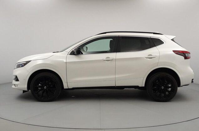 Nissan Qashqai - QAB - biały perłowy - Nissan Odyssey