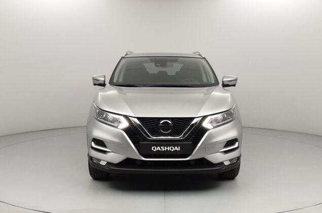 Nissan Qashqai - KY0 - srebrny metalizowany - Nissan Odyssey