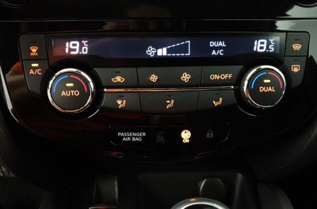 Nissan Qashqai - Z11 - czarny metalizowany - Nissan Odyssey