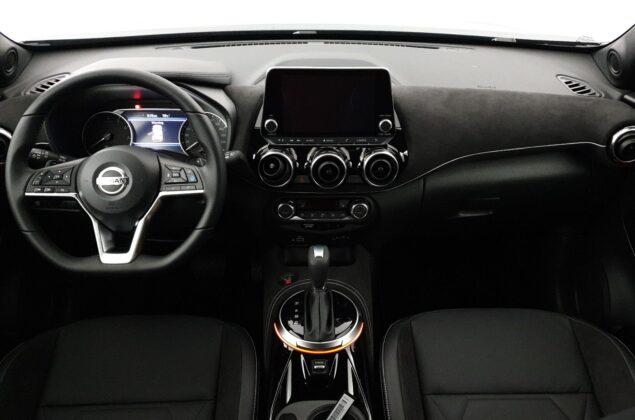 Nissan Juke - XDJ - szary metalizowany + czarny dach - Nissan Odyssey