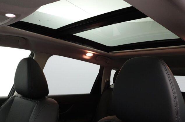 Nissan X-Trail - KAD - szary metalizowany - Nissan Odyssey