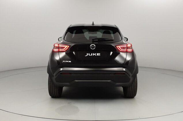 Nissan Juke - Z11 - czarny metalizowany - Nissan Odyssey