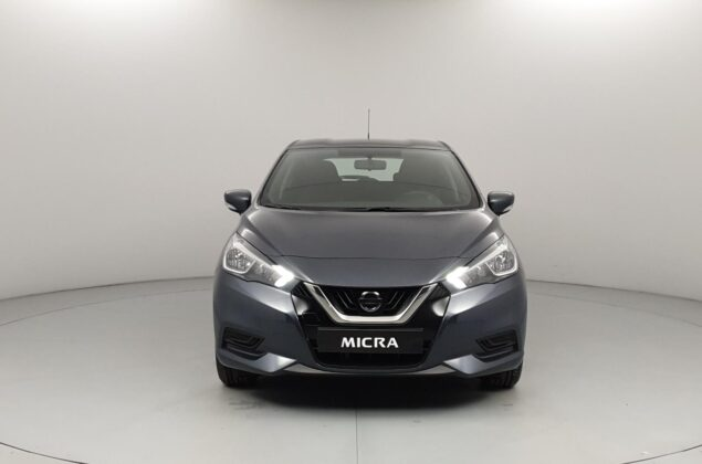 Nissan Micra - KPN - szary metalizowany - Nissan Odyssey