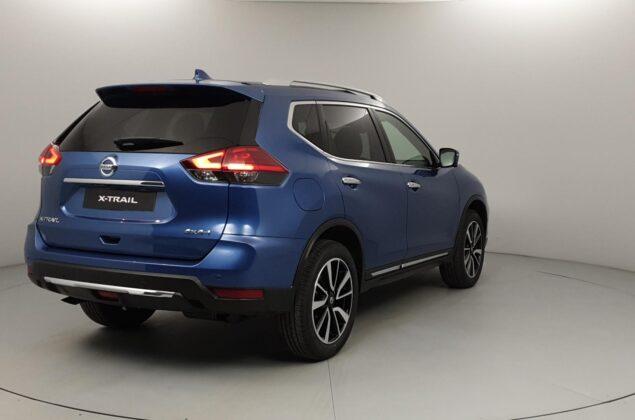 Nissan X-Trail - RAW - niebieski perłowy - Nissan Odyssey