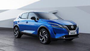 Nowy Nissan Qashqai - Nissan Odyssey