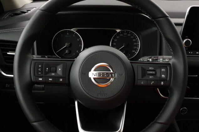 Nowy Nissan Qashqai - KAD - szary metalizowany - Nissan Odyssey