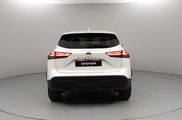 Nowy Nissan Qashqai - QAB - biały perłowy - Nissan Odyssey