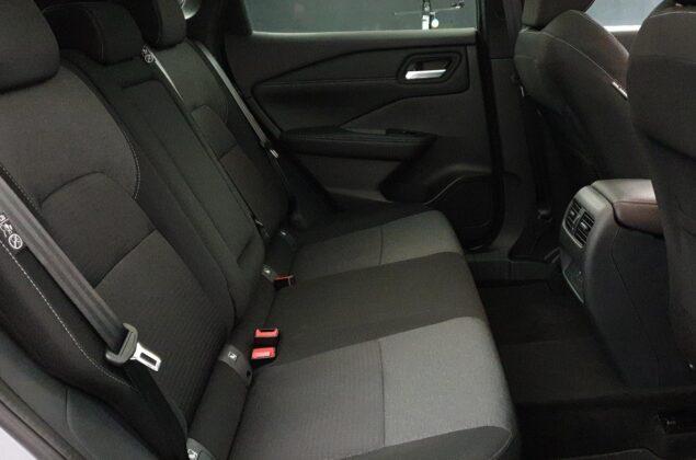 Nowy Nissan Qashqai - KBY - szary ceramiczny - Nissan Odyssey