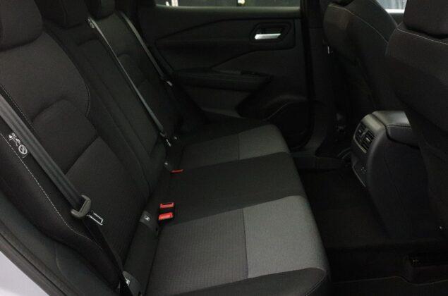 Nowy Nissan Qashqai - XFV - niebieski + czarny dach - Nissan Odyssey