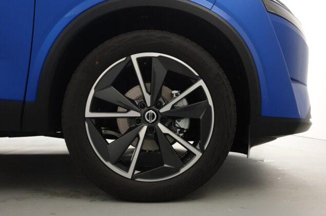 Nowy Nissan Qashqai - RCF - niebieski perłowy - Nissan Odyssey