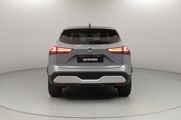 Nowy Nissan Qashqai - XFU - szary ceramiczny + czarny dach - Nissan Odyssey
