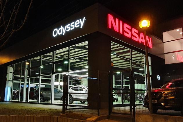 Nissan Odyssey - Salon Kielce