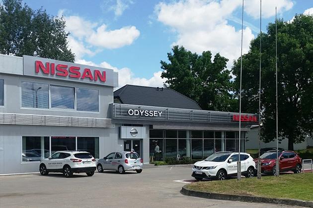 Nissan Odyssey - Salon Pruszków