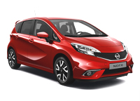 Nissan Odyssey - Nissan Note