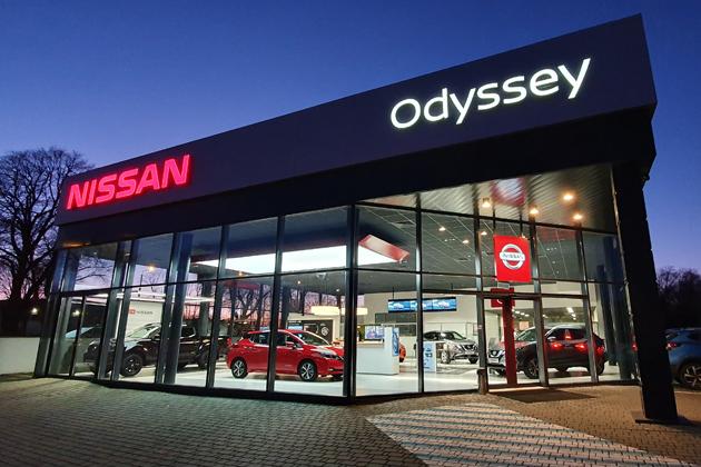 Nissan Odyssey - Salon Lublin