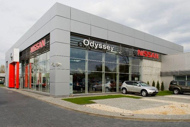 Nissan Odyssey - Salon Warszawa